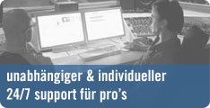 Produktions-Support u. Systemadministration